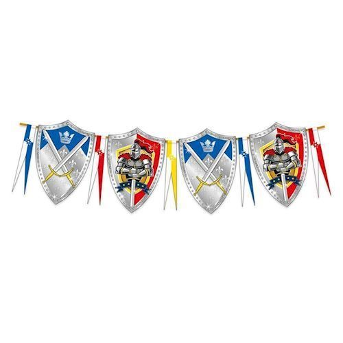 Image of Flags line Knights, 6mtr. (8714572628570)