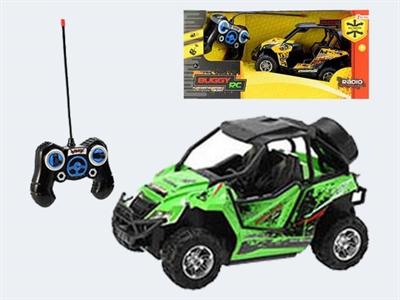 Image of   Fjernstyret køretøj, Buggy 1:14, assorterede modeller, pris pr. stk.
