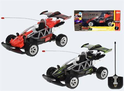 Image of   RC fjernstyret racerbil
