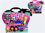 intet billede Girlz Schmink Make-Up Set 2-fach