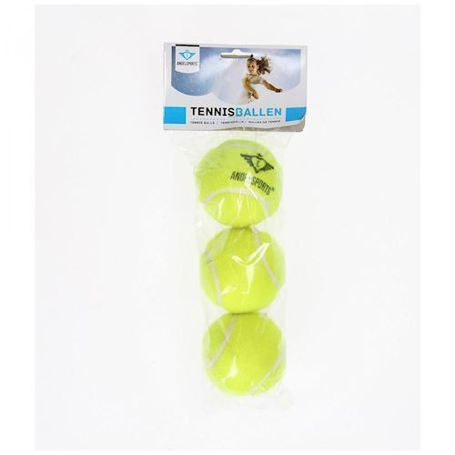 Angelsports Pack Of 3 Toy Balls