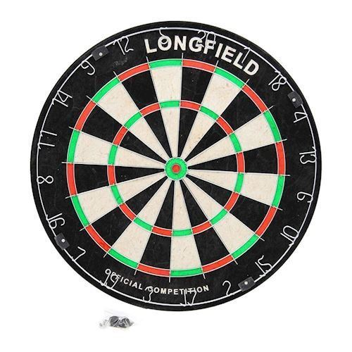 "Longfield Dartskive "" Contest Edition """