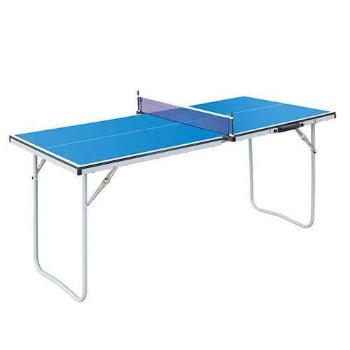 Image of   Indendørs bordtennis bord, kan foldes sammen