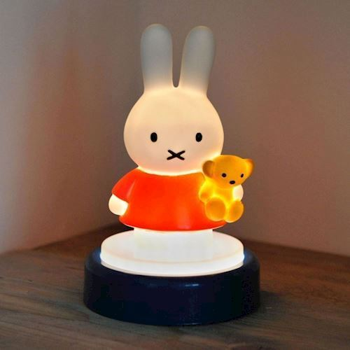 Image of   Miffy Nattelys, natlampe