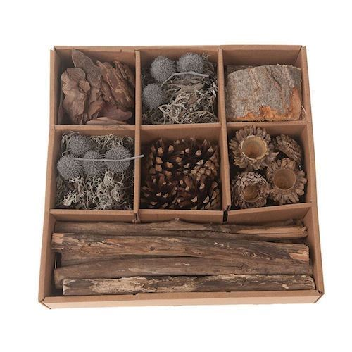 Image of Rural Decoration Mix in box