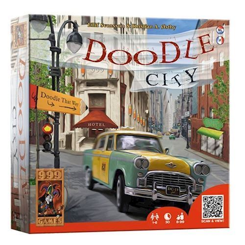 Image of   Doodle City