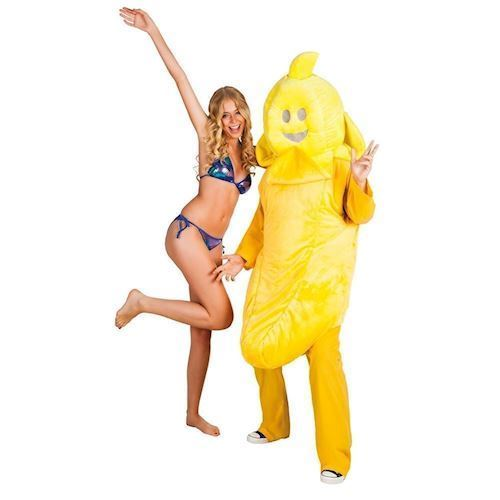 Image of   Adult Banana Costume