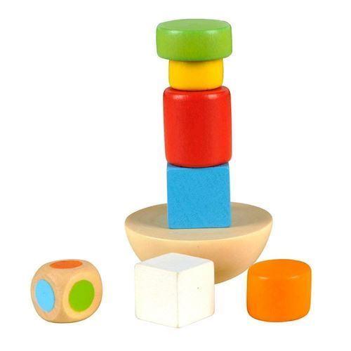 Image of   Balancespil i træ