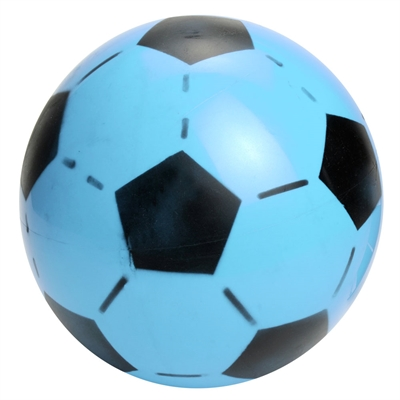 Image of   Farvet fodbold