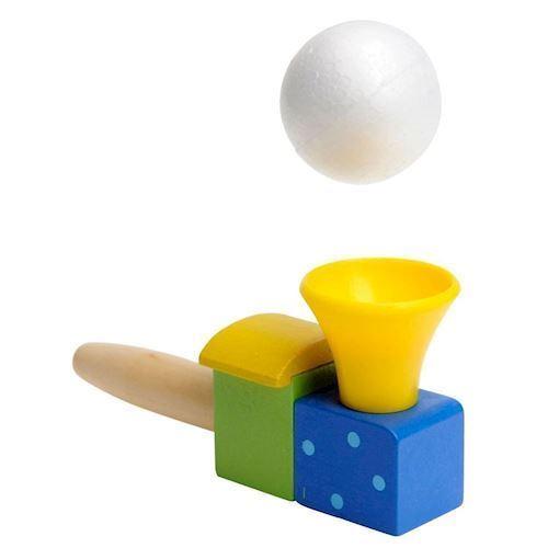 Pusetspil med bold