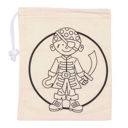 Image of   Pose, pirat motiv