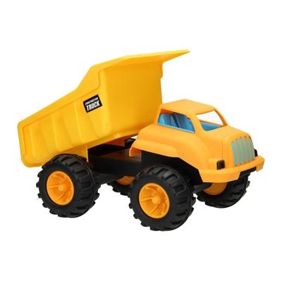 Image of   Legetøjsbil, Lastbil med lad