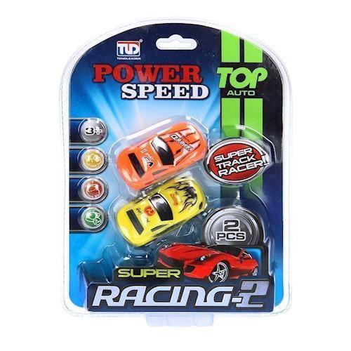 Image of Biler til Træk & Slip Racerbane, 2 stk