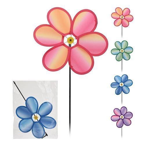 Image of   Vindmølle, blomst