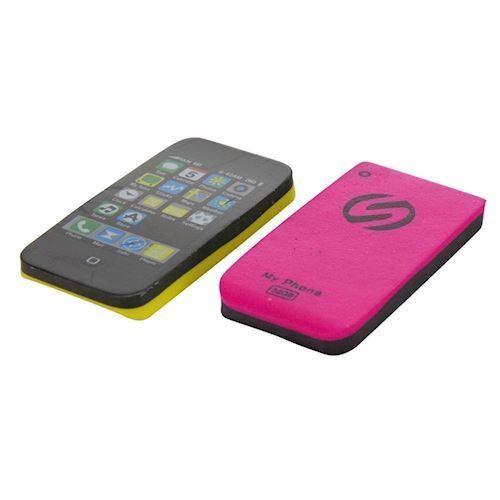 Image of   Viskelæder, smartphone, 2 stk