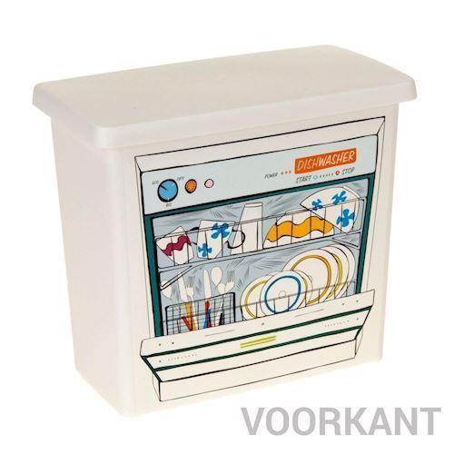 Image of   Boks til opvaske tabs