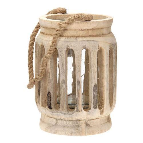 Image of   Lanterne i træ