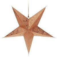 Christmas Star Copper