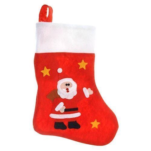 Image of Christmas Stocking Felt