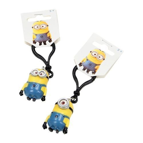 Image of Minions 3D nøglering (8718164689604)