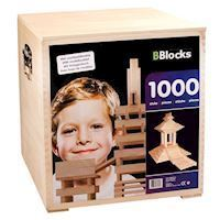 BBlocks coffin, 1000 PCs.