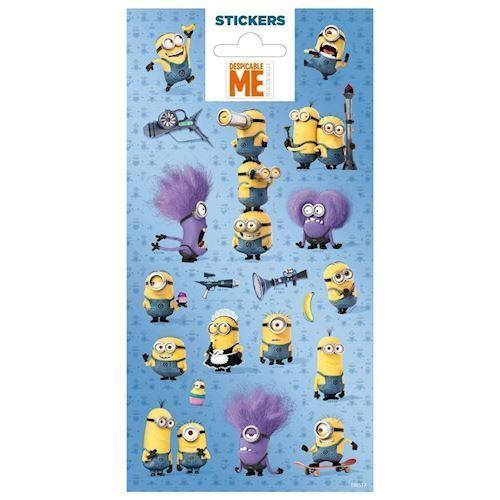 Image of Klistermærker med Minions