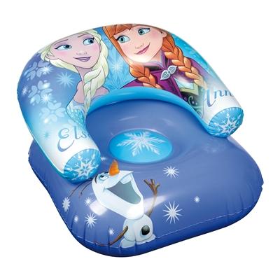 Image of   Disney, Frozen/Frost - Oppustelig stol