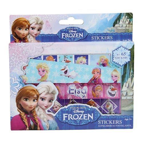 Image of   Disney, Frozen/Frost - Klistermærker