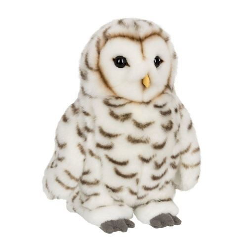 Image of WWF Plush-snowy owl, 22 cm (8719066000399)