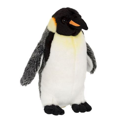 Image of WWF Plush Emperor Penguin, 25 cm (8719066000429)