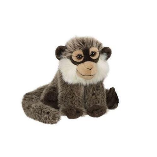 Image of   WWF Plush-Ring-tailed lemur monkey, 15 cm