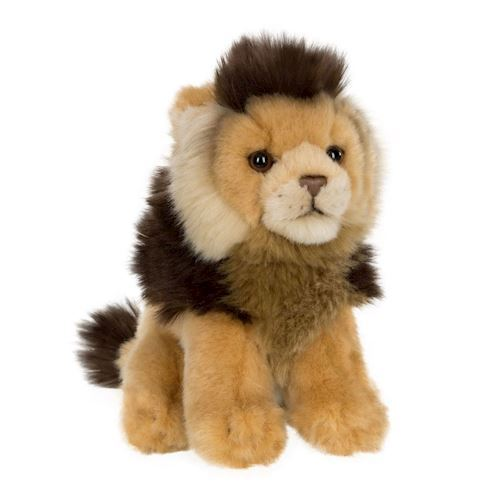 Image of WWF Plush-Lion Floppy, 15 cm (8719066000504)