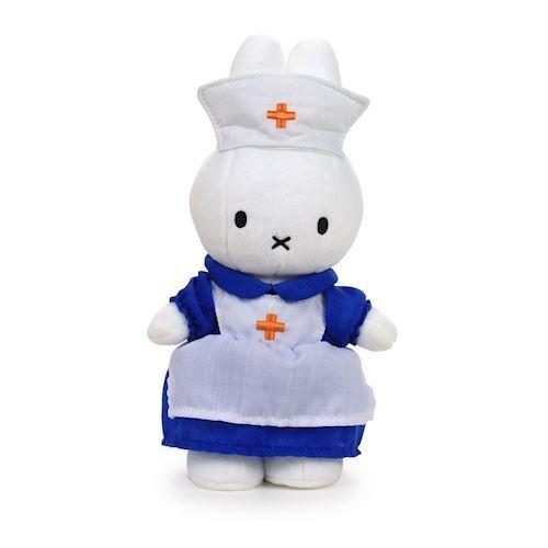 Image of Miffy, sygeplejerske 24cm (8719066001297)