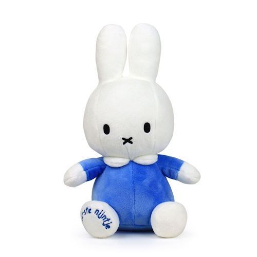 Image of   My first Miffy Hug Blue, 23 cm, Bamse