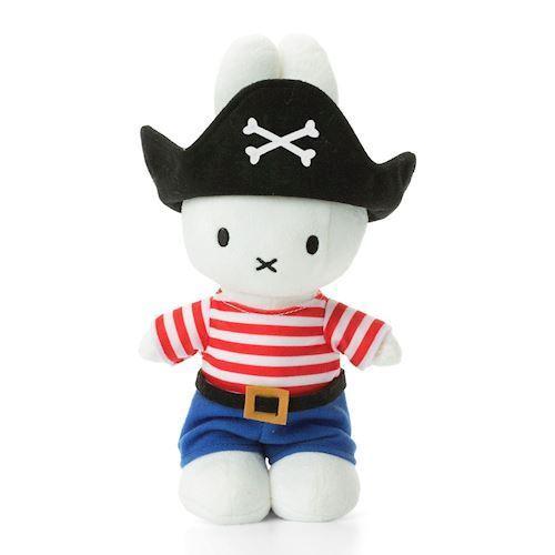 Image of Miffy, pirat bamse 24cm (8719066002768)