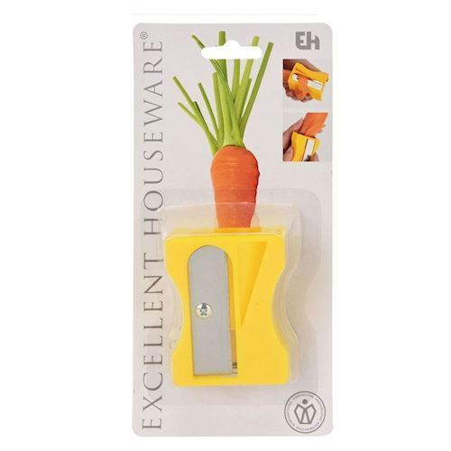 Image of   Blyantspidser til grøntsager - eks. til gulerødder