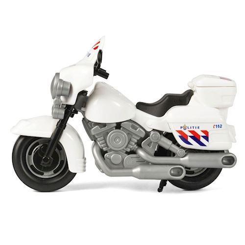Image of   Wader Politimotorcykel