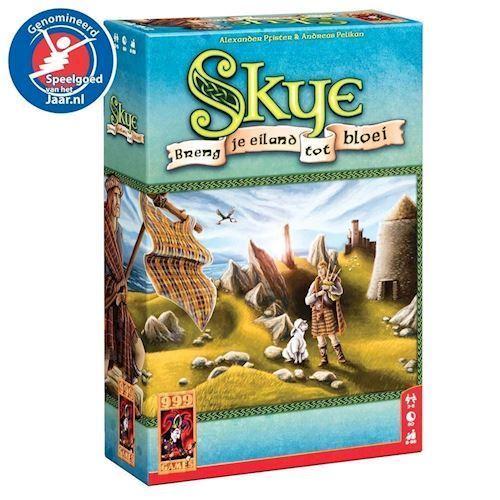 Image of   Skye, Spil