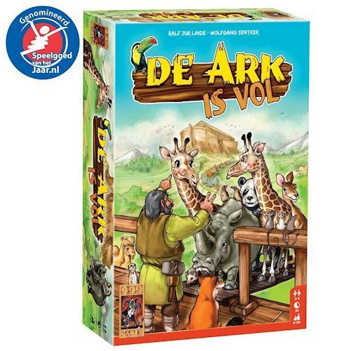 Image of   The ark is full! Spil