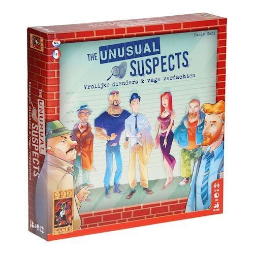 The Unusual Suspects, Spil