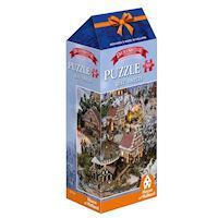 Dickensville Elf Cities Puzzle - IJlst, 500pcs.