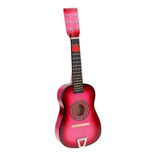 Guitar Pink, Musik legetøj