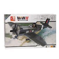 Sluban World War II Spitfire