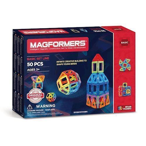Image of   Magformers Sæt 50 dele