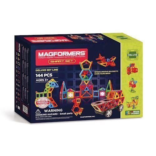 Image of   Magformers Smart Sæt, 144 dele