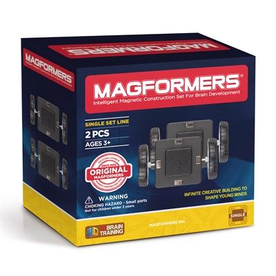 Image of   Magformers hjul, 2 stk