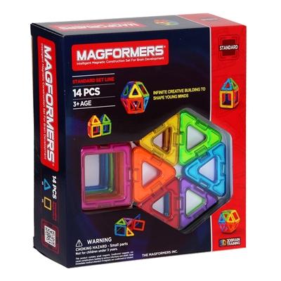 Image of   Magformers sæt 14 dele