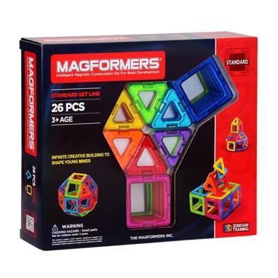 Image of   Magformers sæt 26 dele