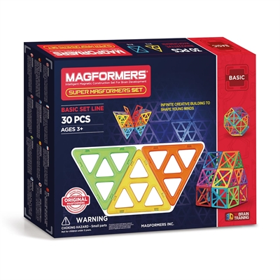 Image of   Magformers Super Magformers, 30dlg.