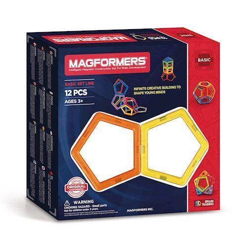 Image of Magformers Pentagon, 12 dele (8809134367308)